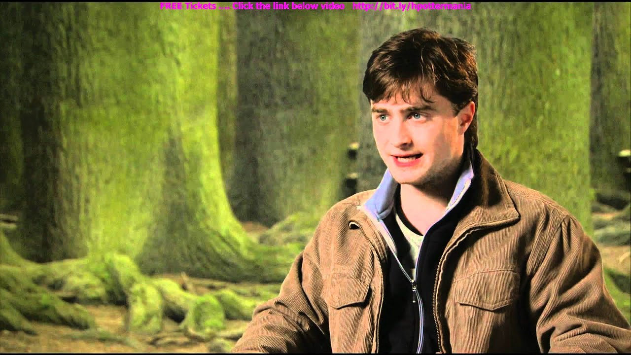 """Harry Potter and the Deathly Hallows """"The Story"""" Featurette Official (HD)"""