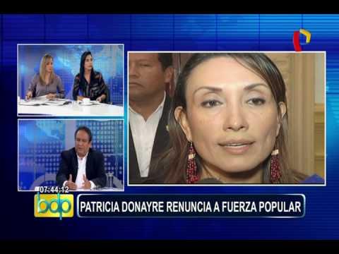 """Juan de la Puente: """"Varios congresistas de Fuerza Popular tienen una agenda propia"""""""