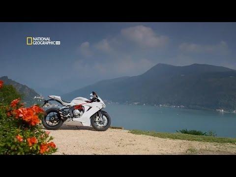 MegaFactorias - MV Agusta - Documental en Español