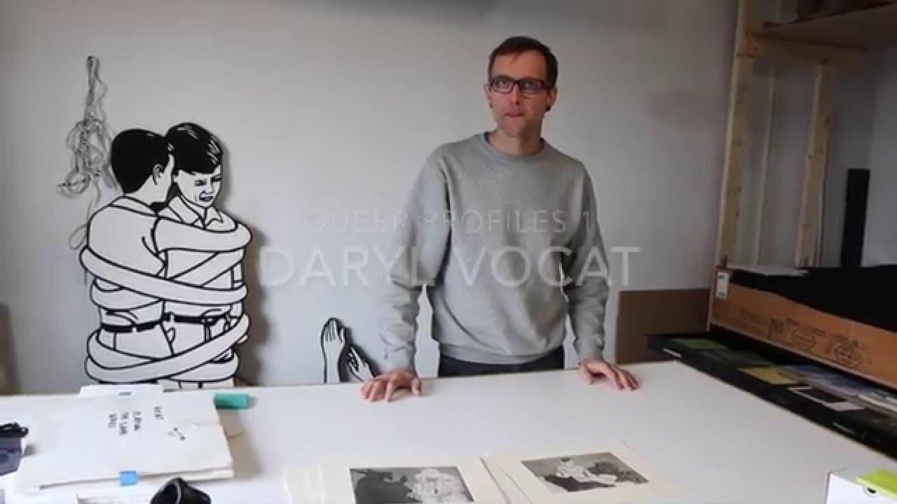 Daryl Vocat  Queer Profiles 1  Lgbt Oral History