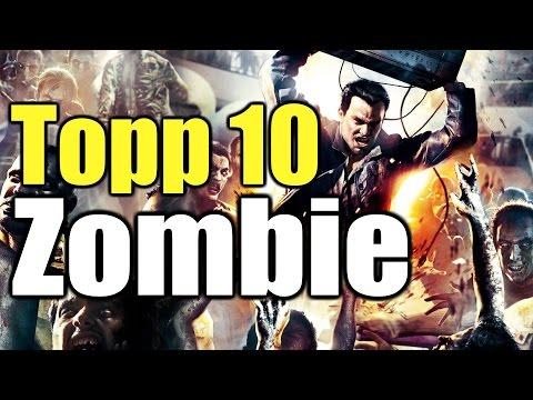 Topp 10 - Zombie Spill