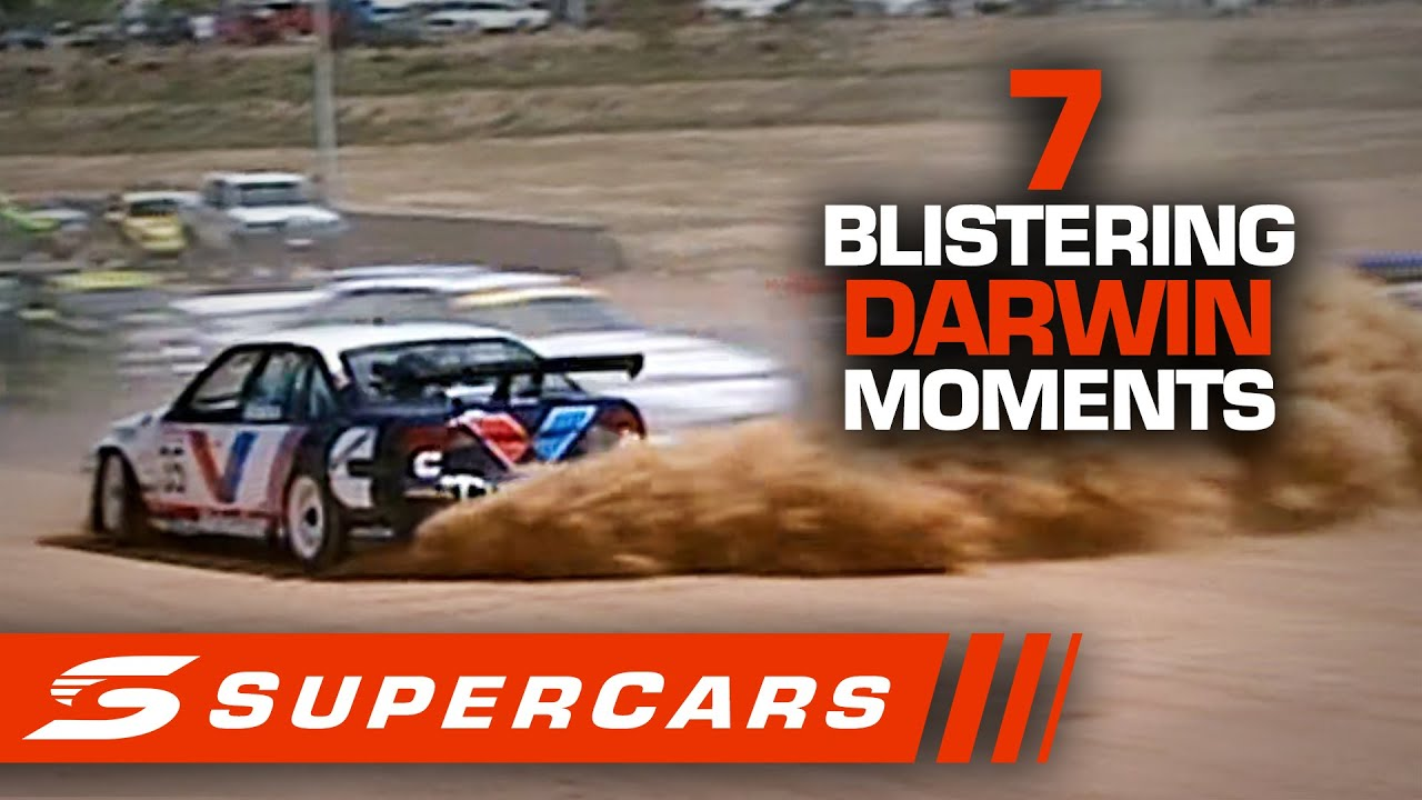 FLASHBACK: 7 Blistering Darwin Moments | Supercars 2020