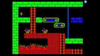 Электроника БК-0010 / БК-0011М, игра Monty (BK-0010, Monty)