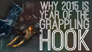 Why 2015 Is The Year Of The Grappling Hook - The Gist