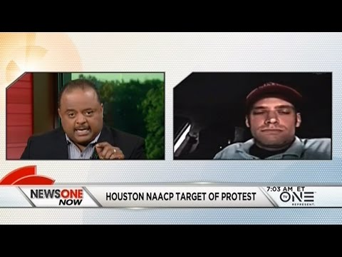 WATCH: Roland Martin Clashes With White Lives Matter Activist Over NAACP, BLM