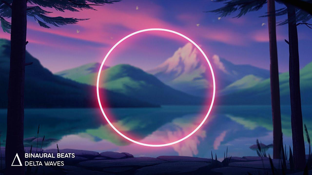 AMAZING SLEEP💤 Insomnia Healing Music ▵ Sleep Waves - Binaural Beats Relax Music