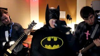 Batman Sings Screamo