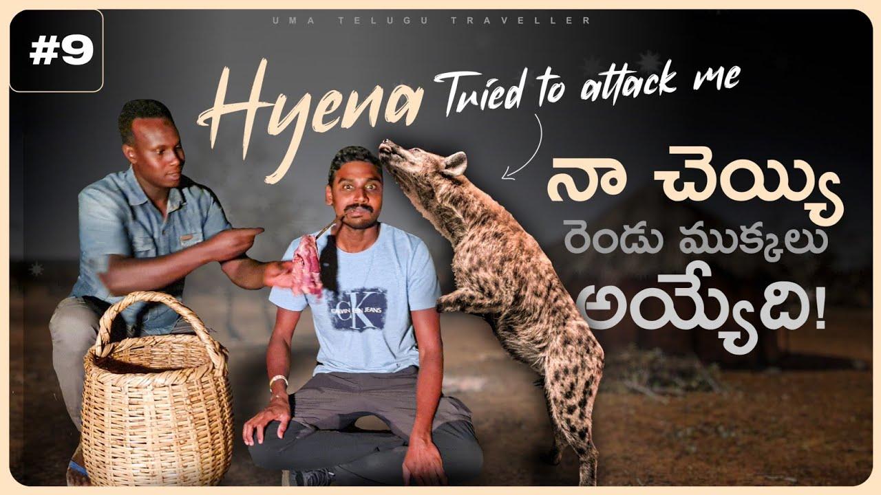 Hyena Tried To Attack Me   Harar Ethiopia 🇪🇹   OTO CAPITAL   Uma Telugu Traveller