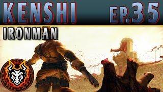 Kenshi Ironman PC Sandbox RPG - EP35 - THE THUNDER GAMES