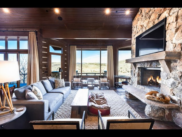 Iconic Victory Ranch Home in Heber City, Utah | Sotheby's International Realty