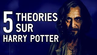 5 THEORIES SUR HARRY POTTER 🎬 #11