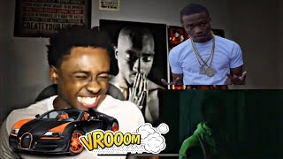 Roddy Ricch- Boom Boom Room ( Official Music Video) ( Reaction)