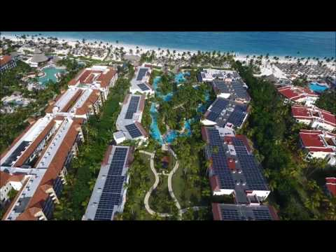 1 MW Solar PV System in Dominican Republic