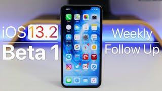 iOS 13.2 Beta 1 - Follow up