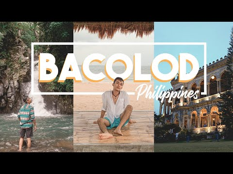 BACOLOD CITY (Philippines) TRAVEL + FOOD TRIP #TravelVlog
