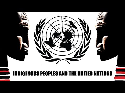 INDIGENOUS PEOPLES AND THE UNITED NATIONS Volume Nr.1 (official UN PFII awareness-raising tool)