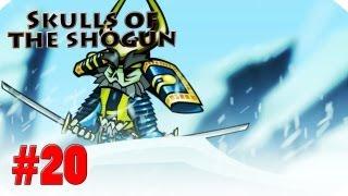 "Skulls of the Shogun #20: ""Круговая оборона"""