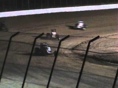 Brandon Morin - Clay County SpeedwaY 04-07-12.wmv