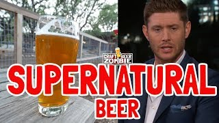 Скачать Supernatural Jensen Ackles Family Business Brewery