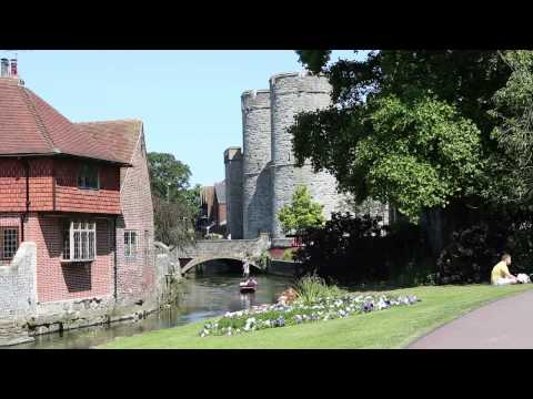 Study in the UK - University of Kent (Chinese students)