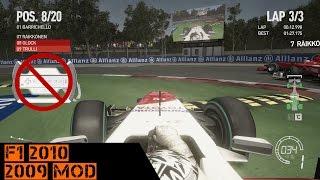 F1 2009 Mod (F1 2010)