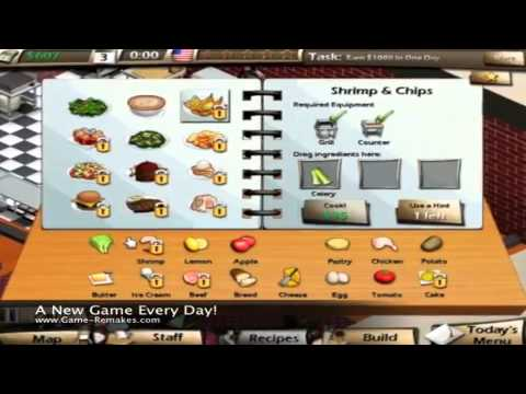 Restaurant City Gourmet Edition Pc Download