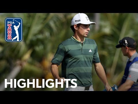 All the best shots from the Sony Open | 2021