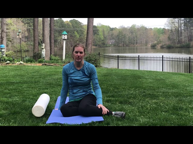 Neck and chest stretches