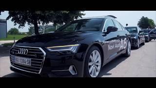 Predstavljanje Audi A6 - Autokomerc