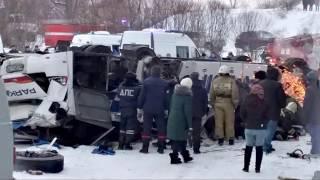 Родственница пострадавших в Забайкалье сообщила детали ДТП с автобусом