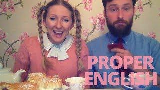 Choir Boy & Girl sing Vybz Kartel's 'Proper English'