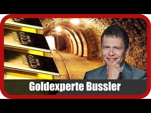 Goldexperte Bußler: Es bahnt sich etwas an