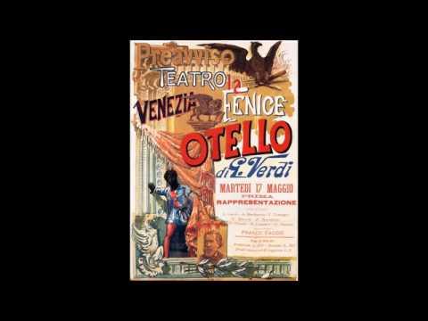 Verdi: 1926 OTELLO Zenatello Melba Granforte - Covent Garden and La Scala