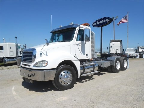 2009 FREIGHTLINER COLUMBIA TANDEM AXLE DAYCAB FOR SALE