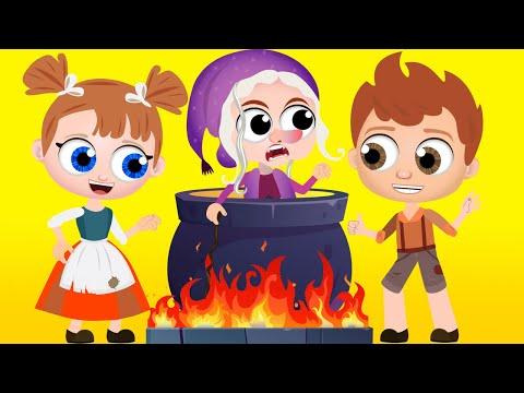 Hansel & Gretel  Full Story In English   Fairy Tales For Children   Bedtime Stories For Kids