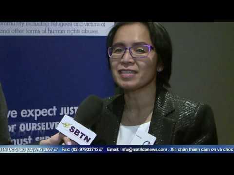 TTSHCĐ Buổi Ra Mắt Hiệp hội Luật Sư Úc Việt