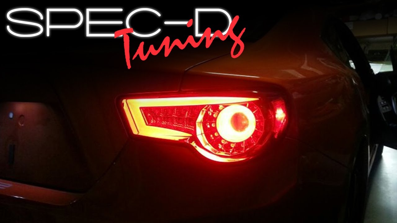Specdtuning Installation Video 2013 Scion Frs And Subaru