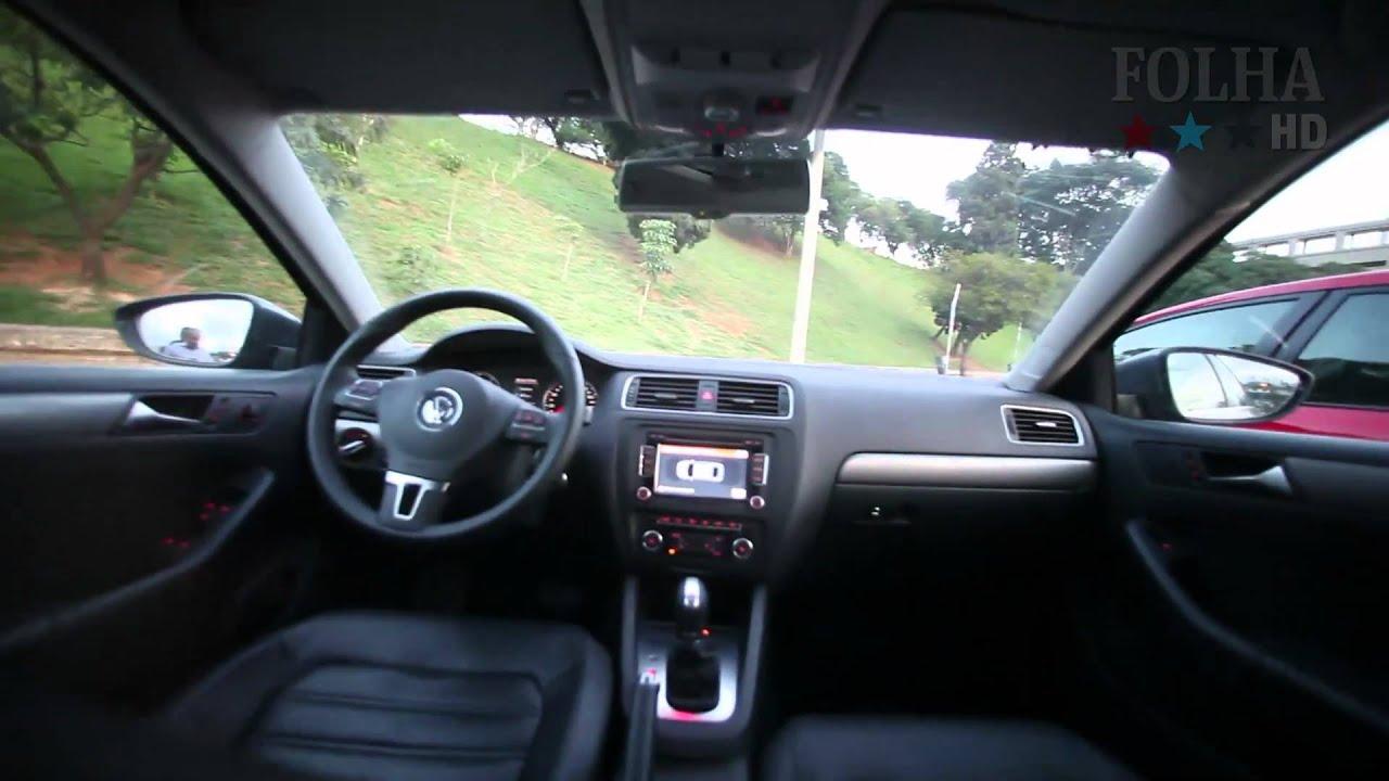Volkswagen Jetta Deixa Honda Civic Si Para Tr 225 S Veja