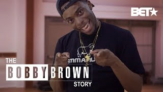 "Look At Actor Woody McClain Struggle To Get ""My Prerogative"" Choreography 