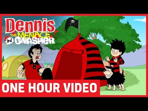 Dennis The Menace And Gnasher | Series 4 | Episodes 25-30 (1 Hour)