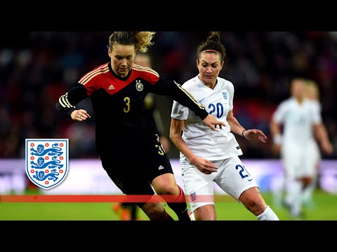 England Women 0-3 Germany | Goals & Highlights
