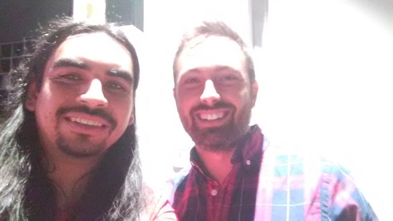 Momento Epico: Derek (Veritasium) saluda a WikiSeba