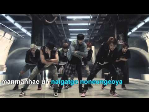 BTS (방탄소년단) – DANGER || Karaoke