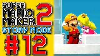UWU PEACH-CHAN   Super Mario Maker 2 (Story Mode)   Episode #12