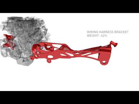 3D printing for the design of engines of the future