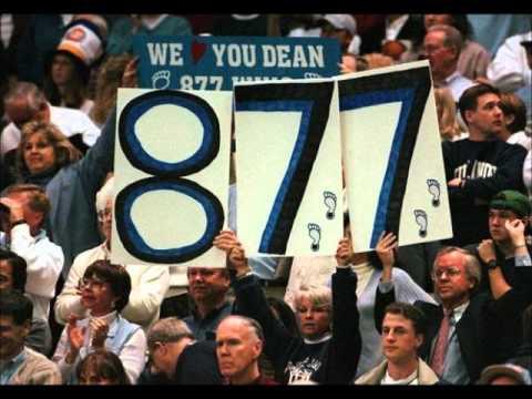 877 -  Dean Smith Tribute