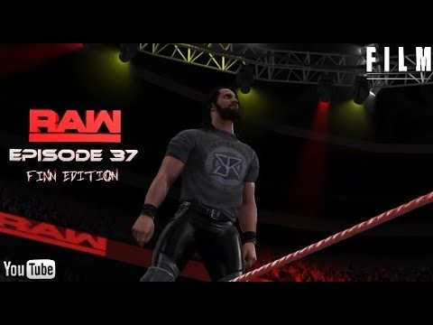 WWE 2K17 Monday Night Raw Story Mode Episode 37