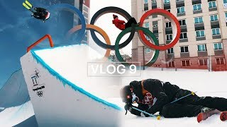 WHAT REALLY HAPPENED AT THE OLYMPICS | VLOG 9