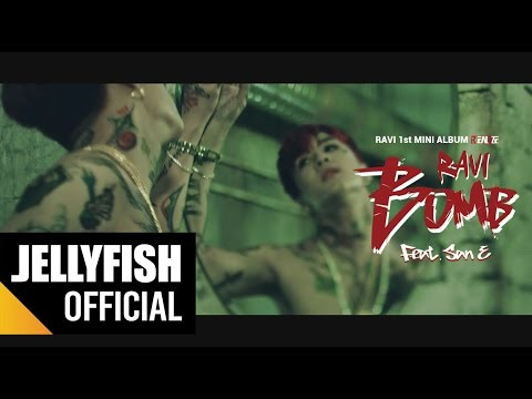 RAVI - BOMB (Feat. San E) Official MV