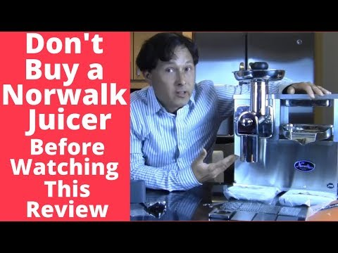 Don't Buy a Norwalk Juicer Before Watching this Review Comparison